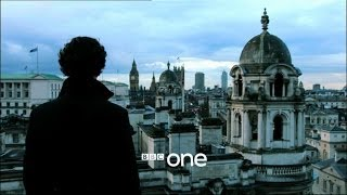 #SherlockLives - Sherlock Series 3: TV Trailer - BBC One