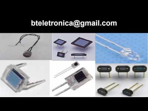 Aula sobre Fotodiodo / Fototransistor