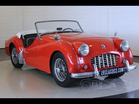1957 Triumph TR3 for Sale - CC-1034954