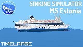 Sinking Simulator | MS Estonia