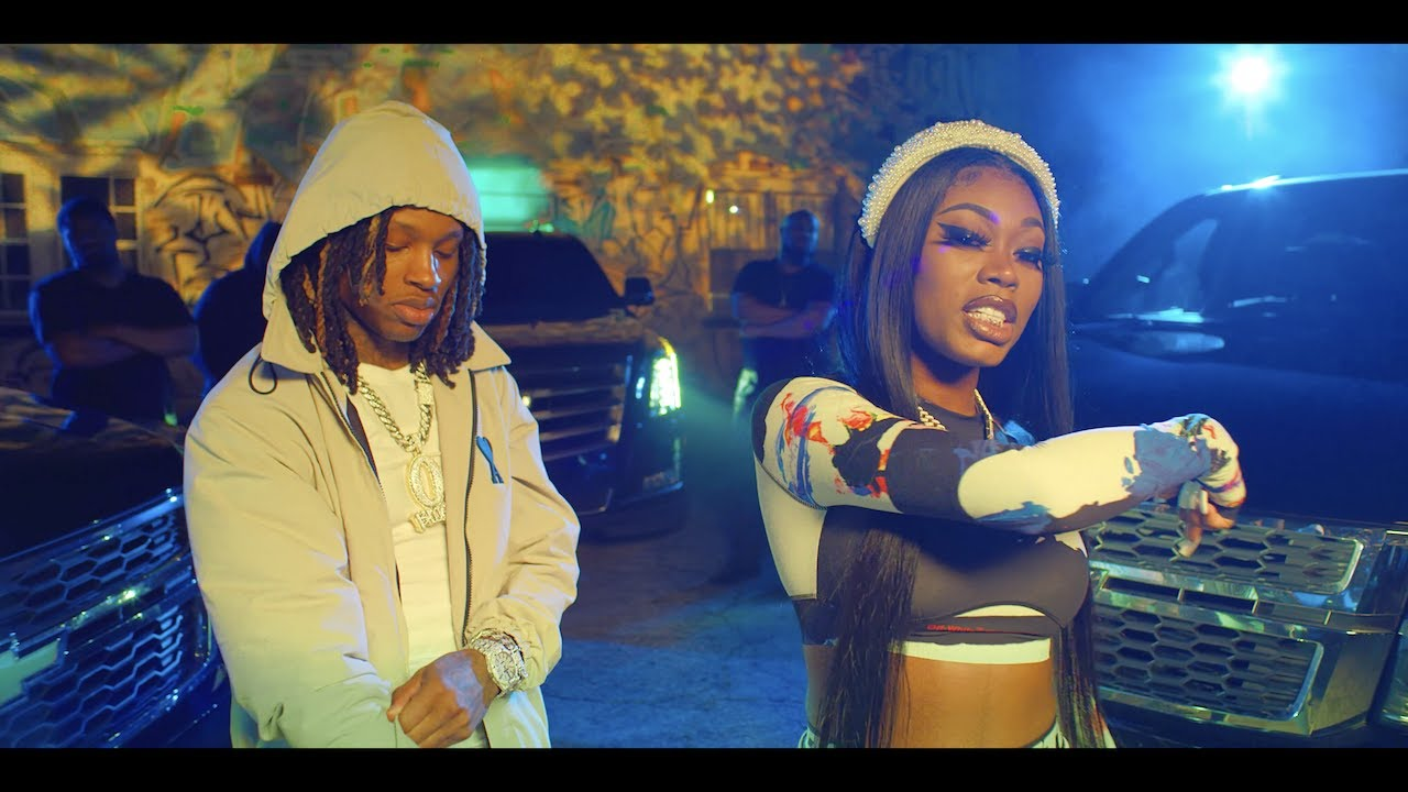 Asian Doll & King Von - Pull Up (Official Music Video)