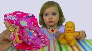 Набор детской косметики Barbie