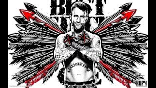 CM Punk Tribute MV - Addiction