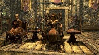 The Elder Scrolls V: Skyrim. Стать таном Рифтена / Done Got Thaned! Прохождение от SAFa
