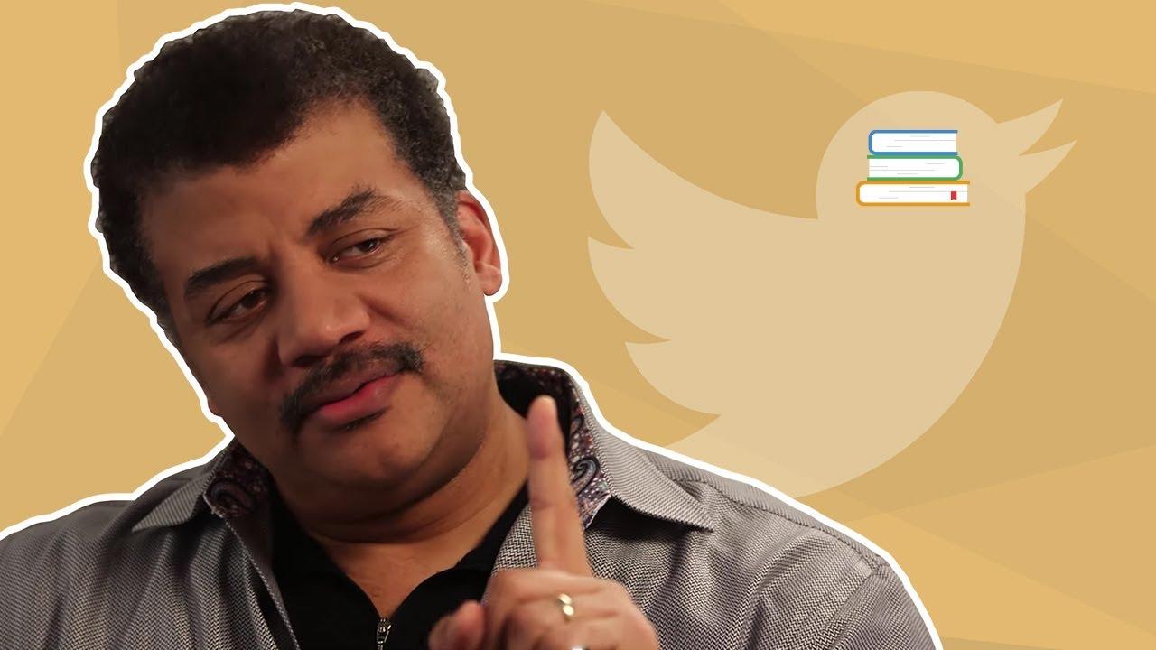 Neil's First Popular Tweet   StarTalk thumbnail