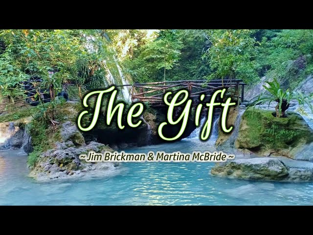 The Gift - KARAOKE VERSION - as popularized by Jim Brickman & Martina McBride