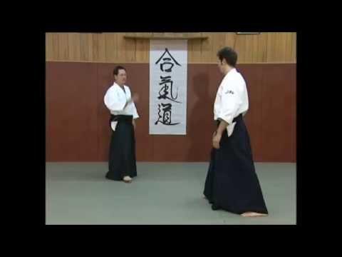 Aikido - Tenchi nage