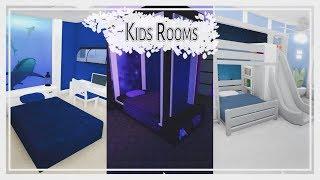 Bloxburg || Kids Rooms | Themed Room Styles (pt 1 Of 2)