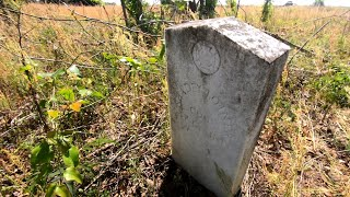 Forgotten Homes, Abandoned Car And My Great Great Great Granddads Grave | Forgotten Georgia