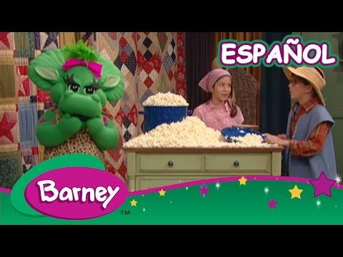 Barney Latinoamérica - El tazón de palomitas