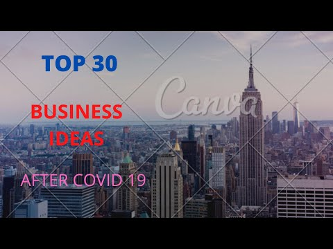 , title : 'TOP 30 BUSINESS IDEAS after Covid 19