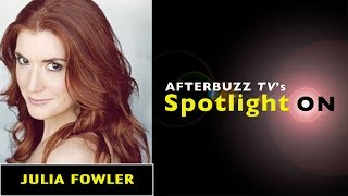 Julia Fowler Interview | AfterBuzz TV
