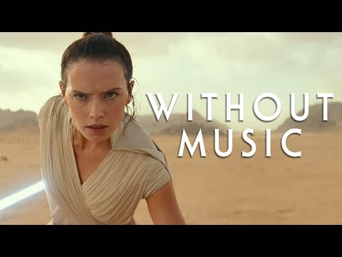 Star Wars IX Teaser (WITHOUT MUSIC)