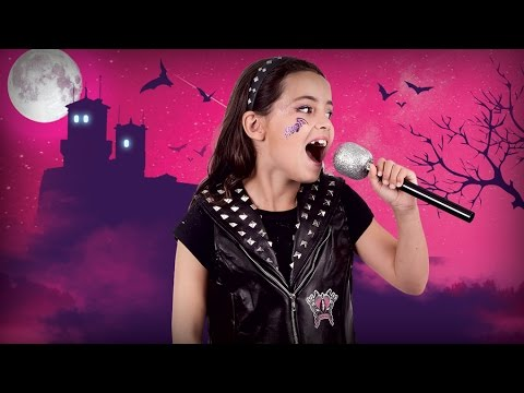 Tutorial trucco da Chica Vampiro per bambine