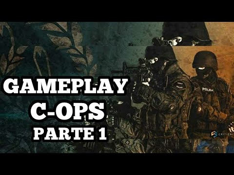 GAMEPLAY CRÍTICAL OPS  PARTE 1
