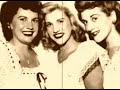 Andrews Sisters - Bei Mir Bist Du Schoen