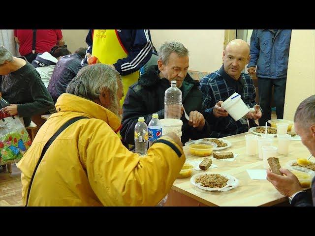 Бесплатные обеды для всех нуждающихся