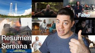 FabioTV - Resumen Semana 16 - 2019