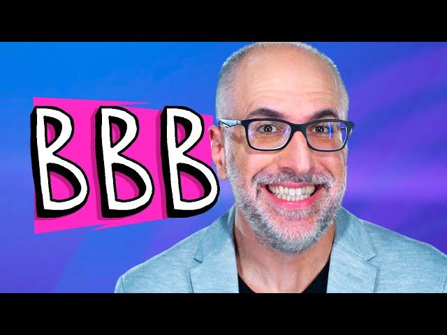 Pronúncia de vídeo de BBB em Portuguesa