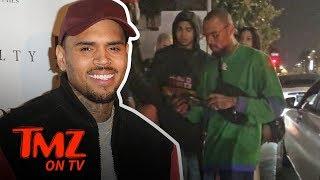Chris Brown's Temper Heats Up With Valet | TMZ TV - Video Youtube