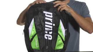 Prince Tour Team Backpack video