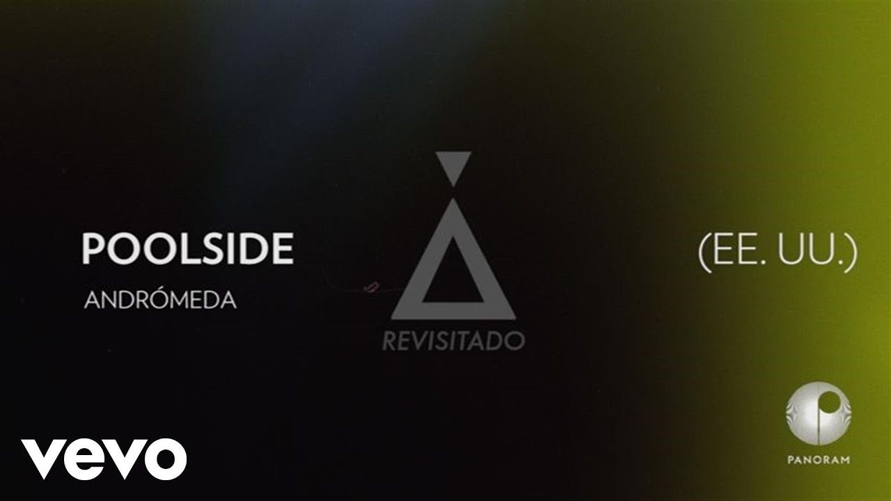 Zoé – Andrómeda (Audio/Poolside Remix)