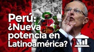 PERÚ ¿Una Nueva POTENCIA En Latinoamérica  VisualPolitik