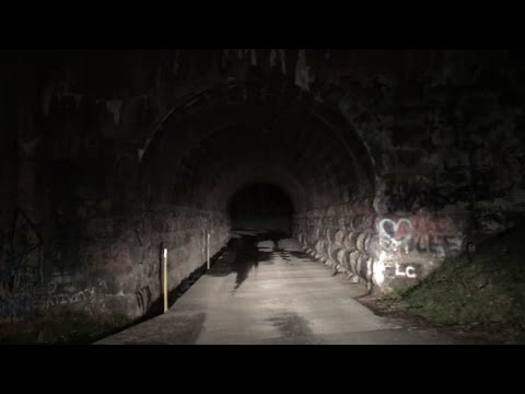 Poor House Tunnel in Lexington, Va - Virginia Paranormal Investigations