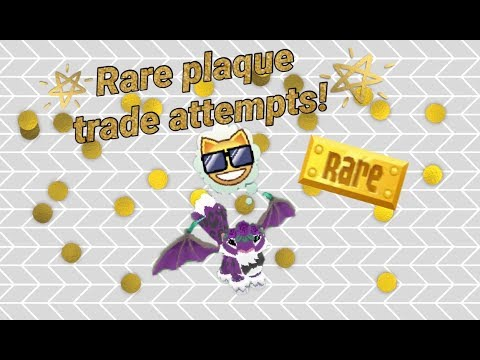 TRADE ATTEMPTS- RARE GOLDEN DRAGON WINGS!!