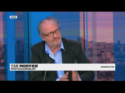 Photojournalist Yan Morvan on braving danger to capture history