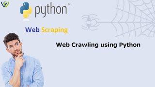 web crawling using python