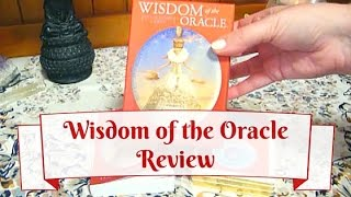Wisdom Of The Oracle By Colette Baron-Reid Deck Review