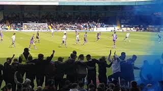 Bury FC Promotion Fans Singing
