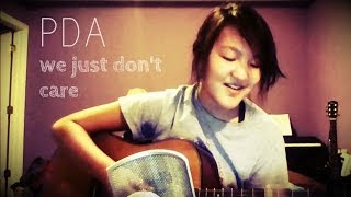 John Legend - PDA (We Just Don't Care) (Cover)