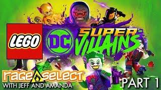 LEGO DC Super-Villains - The Dojo (Let's Play) Part 1