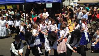 preview picture of video 'HAAC Junior Dance Group - Hungarian Day, New Brunswick, NJ June 2014'