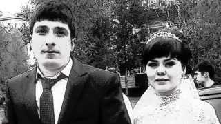 Чеченская свадьба в Нефтеюганске Осман и Лиана 19 09 2015