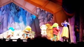 Snow White and seven dwarfs in Sin