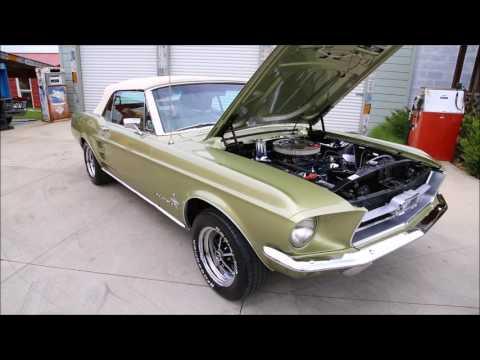Video of '67 Mustang - LJJ1