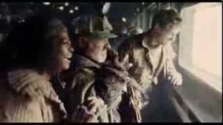 映画「スノーピアサー」特別映像・列車の外は一面雪世界
