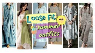 Super Comfortable Loose Dresses For Summer