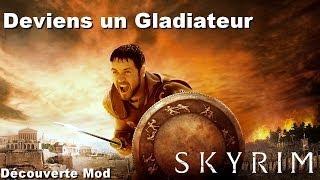Skyrim Mod Gladiator [FR] : Devenir un Gladiateur ! (Arènes de Bordeciel - Rangs de Champion)