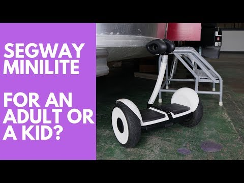 2020 Segway miniLITE in Queens Village, New York - Video 3