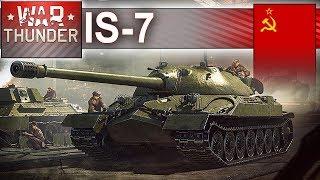 IS-7 wymiata w War Thunder?