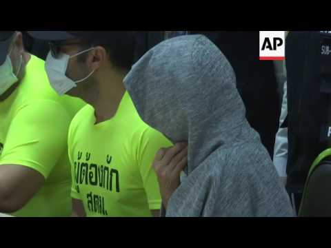 Japan woman held in Thailand over alleged fraud