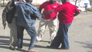 Drama as armed gangster arrested in Industrial Area