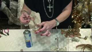 Donna Moss Decorates Dallas How-To Christmas Decoration Tips Part 1