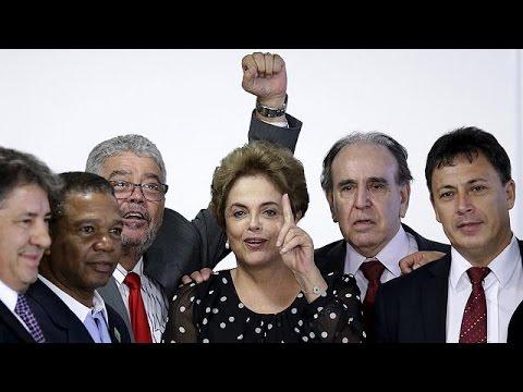 Βραζιλία: Δεν σταματάει την αποπομπή της Ρούσεφ το Ανώτατο Δικαστήριο