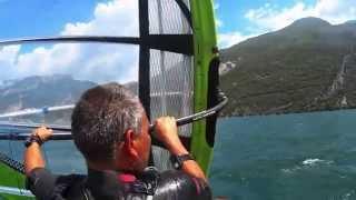 Lake Garda Torbole  Windsurfing