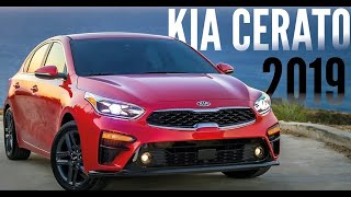 KIA CERATO 2019 FIRST LOOK  |  XE CỘ NEWS